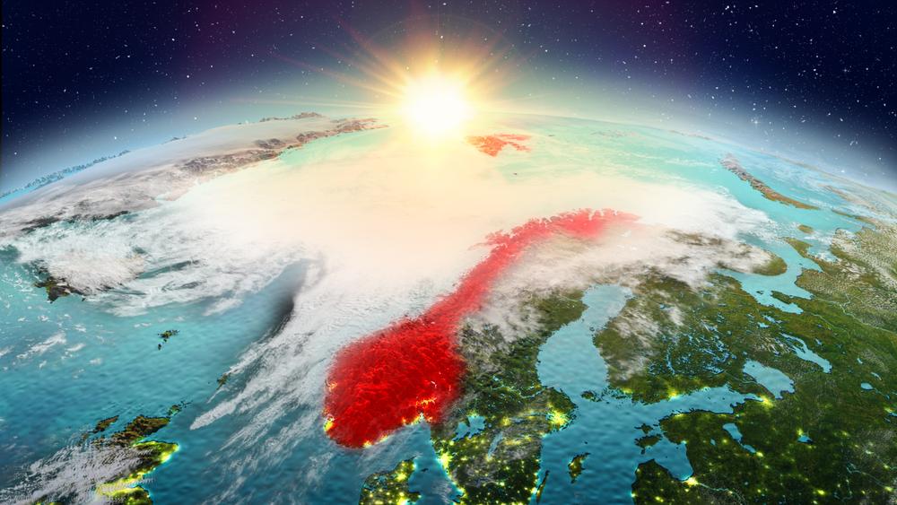 Regionale IOT smartby samarbeid Norge
